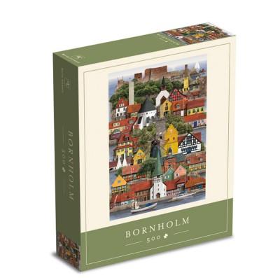 Bornholm Jigsaw Puzzle 500 Piece