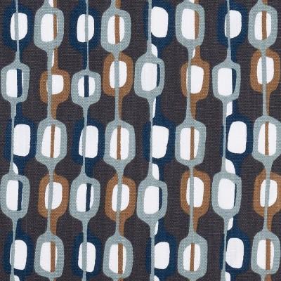Scandinavian Fabric - Spira Fält Blue