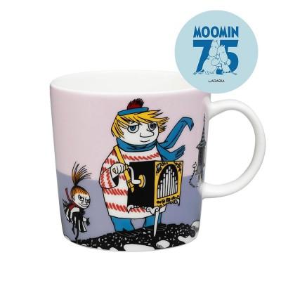 Arabia 75th Anniversary Moomin Mug - Too-Ticky