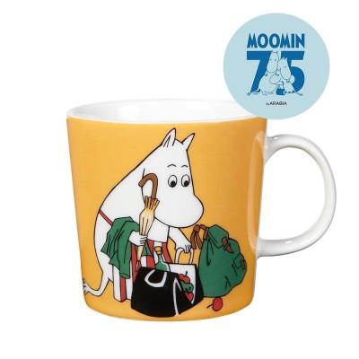 Arabia 75th Anniversary Moomin Mug - Moominmamma