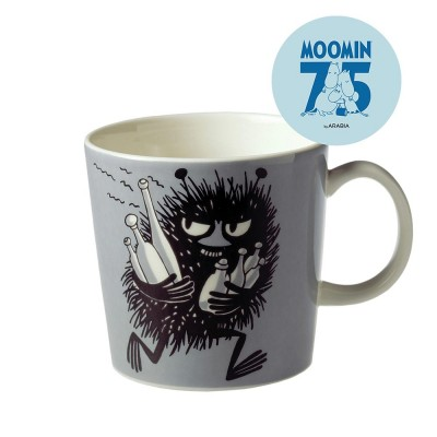 Arabia 75th Anniversary Moomin Mug - Stinky