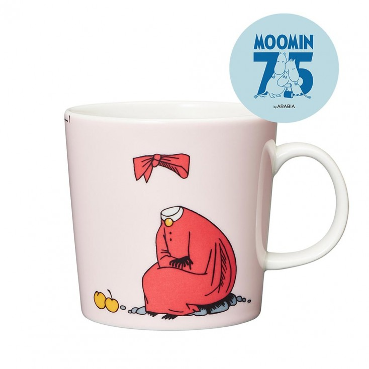Arabia 75th Anniversary Moomin Mug - Ninny