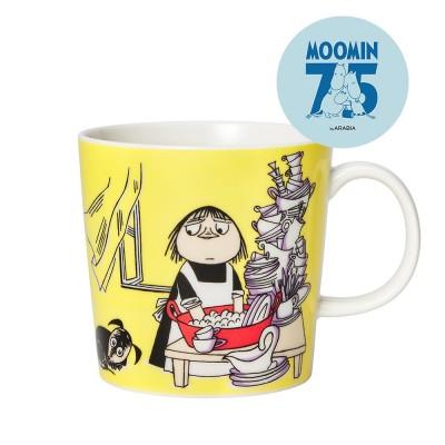 Arabia 75th Anniversary Moomin Mug - Misabel