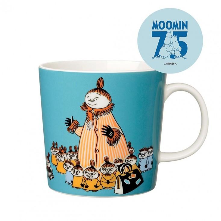 Arabia 75th Anniversary Moomin Mug - Mymble's Mother