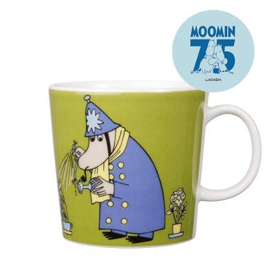 Arabia 75th Anniversary Moomin Mug - Constable