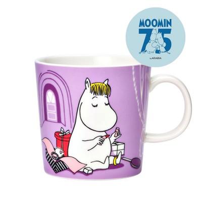 Arabia 75th Anniversary Moomin Mug - Snorkmaiden