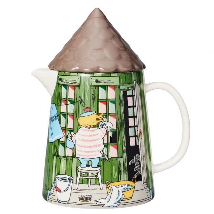 Arabia Moomin Pitcher - Bath House 1L