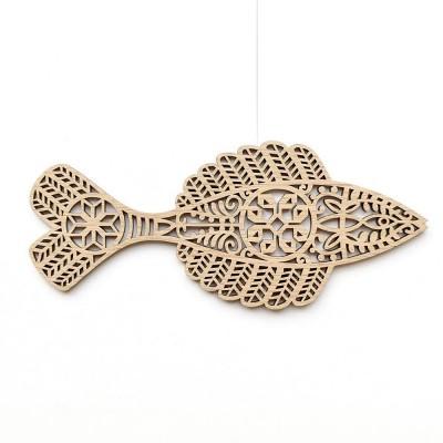 Etno Design Hanging Decoration - The Heavenly Fish