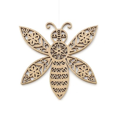 Etno Design Hanging Decoration - Travelling Bee