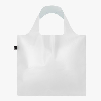 LOQI Transparent Milky Bag