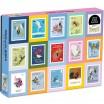 Birds of the World 1000 Piece Jigsaw Puzzle
