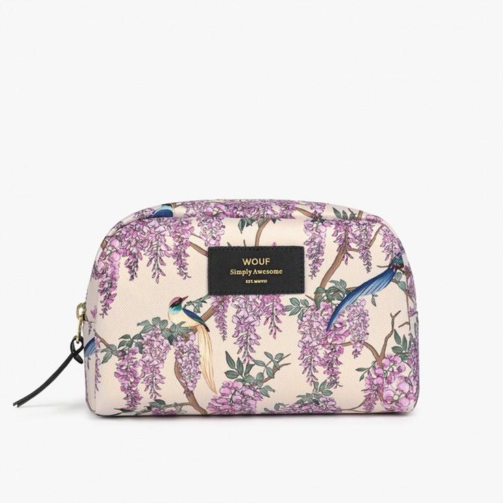 Wouf Glycine Makeup Bag