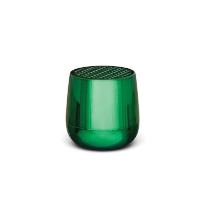 Lexon MINO+ Pairable Bluetooth Speaker - Metallic Green