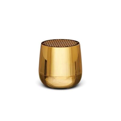 Lexon MINO+ Pairable Bluetooth Speaker - Metallic Gold