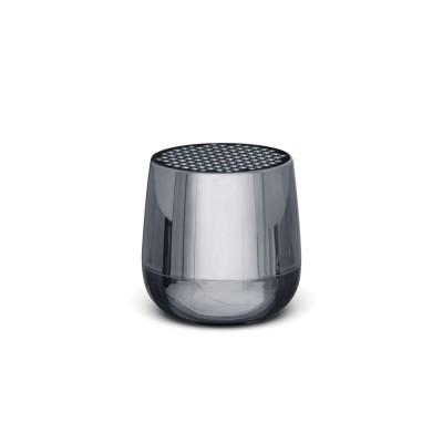 Lexon MINO+ Bluetooth Speaker - Metallic Grey