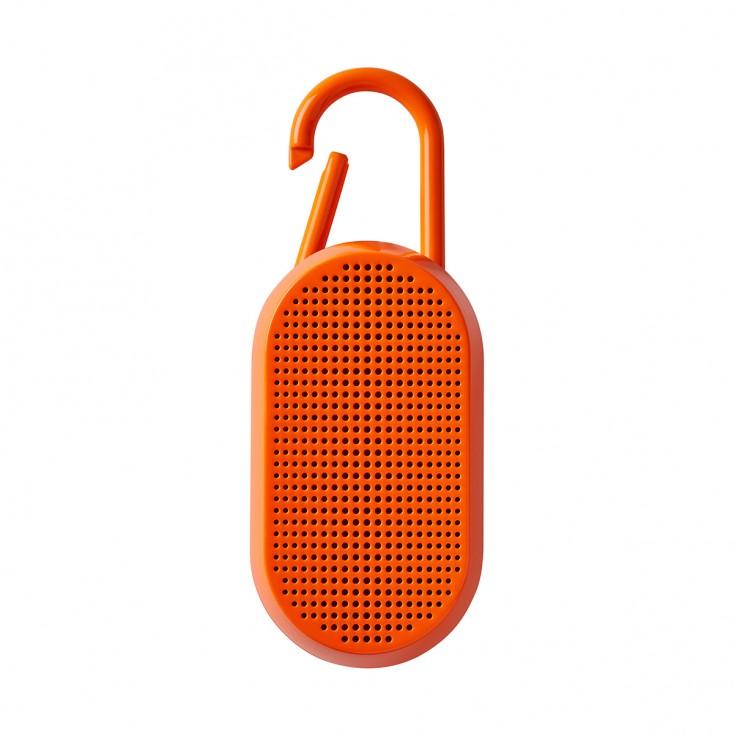 Lexon MINO T Bluetooth Speaker - Fluo Orange