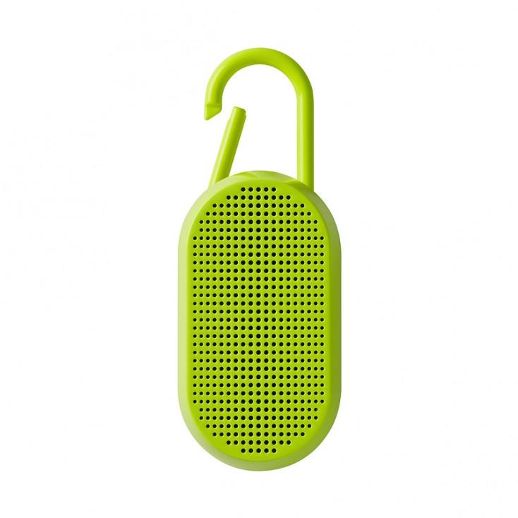Lexon MINO T Bluetooth Speaker - Fluo Yellow