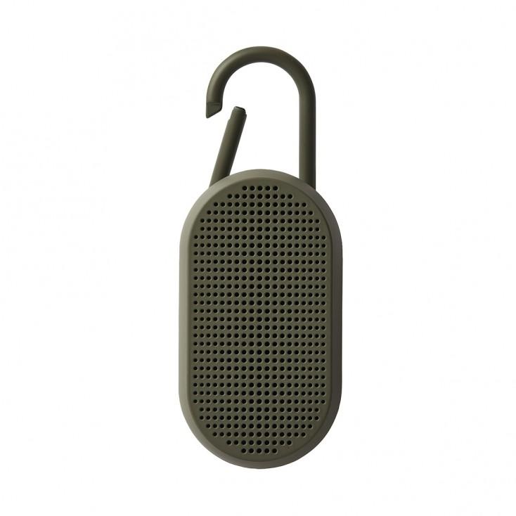 Lexon MINO T Bluetooth Speaker - Khaki