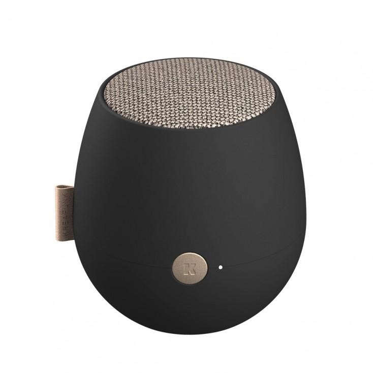 Kreafunk aJazz Bluetooth Speaker - Black