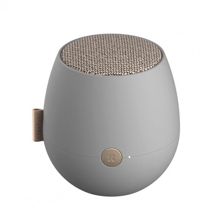 Kreafunk aJazz Bluetooth Speaker - Cool Grey
