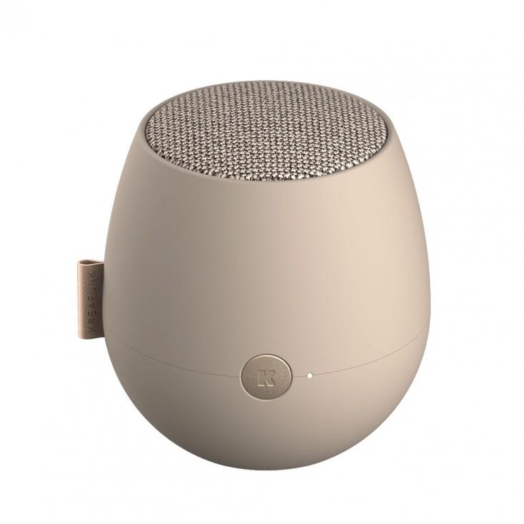 Kreafunk aJazz Bluetooth Speaker - Ivory Sand