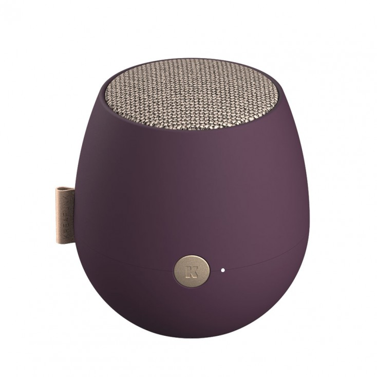 Kreafunk aJazz Bluetooth Speaker - Urban Plum