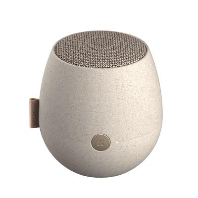 Kreafunk aJazz Bluetooth Speaker - Care (Wheat Fibre)