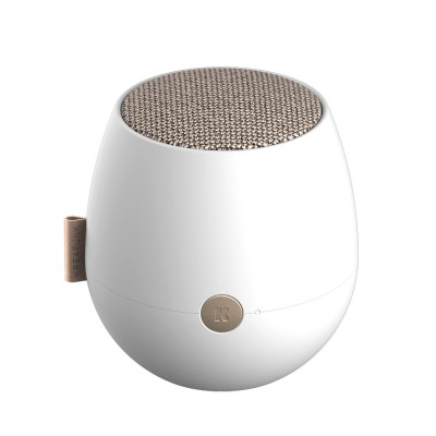 Kreafunk aJazz Bluetooth Speaker - White