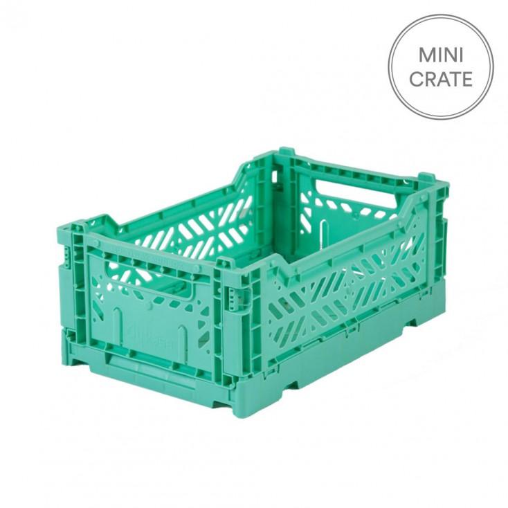 Aykasa Folding Crate Mini - Mint