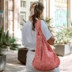 Notabag Transforming Tote - Hello World Red
