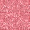 Notabag Transforming Tote - Hello World Red Detail