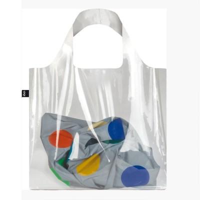 LOQI Transparent Bag