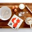 Jangneus Cellulose Dishcloth - Orange Fox