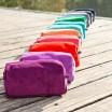 Farbenfreunde Navy Velvet Cosmetic Bag