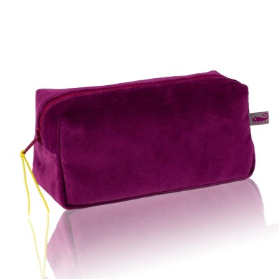 Farbenfreunde Blackberry Velvet Cosmetic Bag