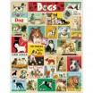 Cavallini & Co Dogs 1000 Piece Jigsaw