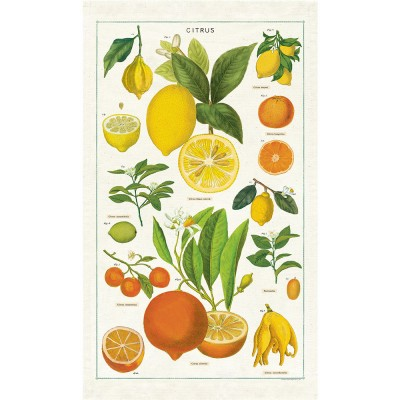 Cavallini & Co Tea Towel - Citrus