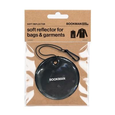 Bookman Circle Hanging Reflector - Black
