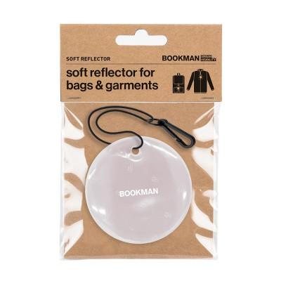 Bookman Circle Hanging Reflector - White