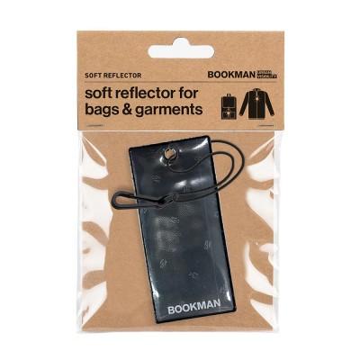 Bookman Rectangular Hanging Reflector- Black