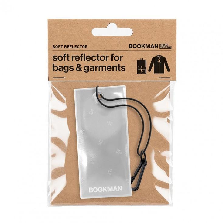 Bookman Rectangular Hanging Reflector- White