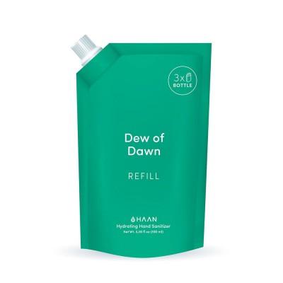 Haan Hand Sanitiser - Dew of Dawn 100 ml Refill