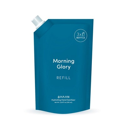 Haan Hand Sanitiser - Morning Glory 100 ml Refill