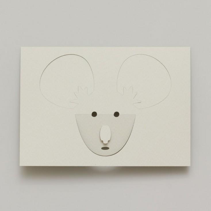 Dotsy Koala Greeting Card