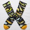 Bonne Maison Socks - Dark Fish