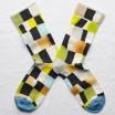 Bonne Maison Socks - Multico Checks