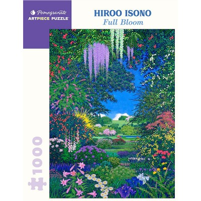 Pomegranate Hiroo Isono Spring is Full Bloom 1000 Piece Jigsaw