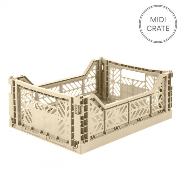 Aykasa Folding Crate Midi - Boulder