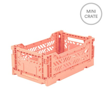 Aykasa Folding Crate Mini - Salmon