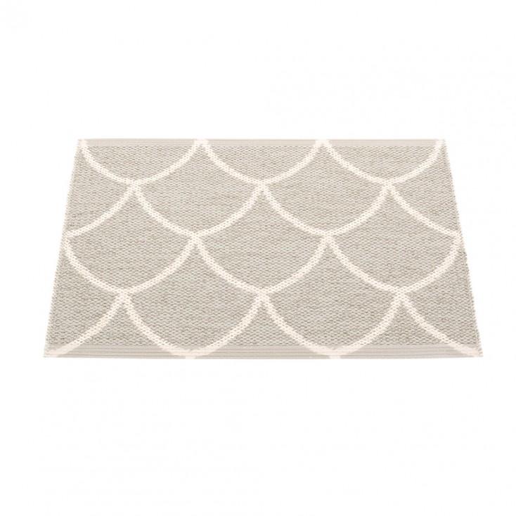 Pappelina Kotte Small Mat 70 x 50 cm - Linen : Vanilla